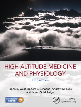 High Altitude Medicine and Physiology 5E: 5th Edition (e-Book) book cover