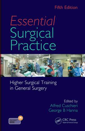 Essential Surgical Practice: Higher Surgical Training in General Surgery, Fifth Edition, 5th Edition (e-Book) book cover