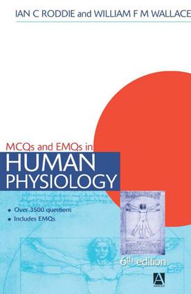 MCQs & EMQs in Human Physiology, 6th edition: 6th Edition (e-Book) book cover