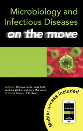 Microbiology and Infectious Diseases on the Move: 1st Edition (e-Book) book cover