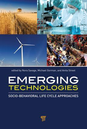 Emerging Technologies: Socio-Behavioral Life Cycle Approaches, 1st Edition (e-Book) book cover