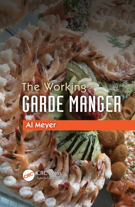 The Working Garde Manger: 1st Edition (e-Book) book cover