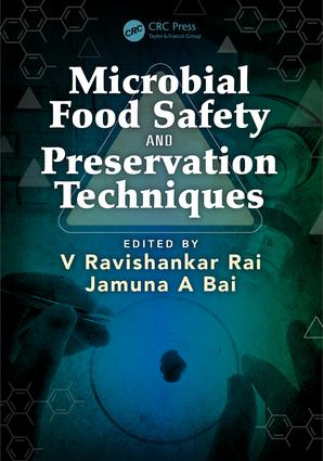 Microbial Food Safety and Preservation Techniques: 1st Edition (e-Book) book cover
