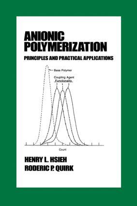 General Aspects of Anionic Polymerization