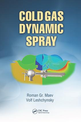 Cold Gas Dynamic Spray: 1st Edition (e-Book) book cover