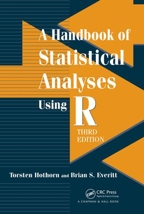 A Handbook of Statistical Analyses using R: 3rd Edition (e-Book) book cover