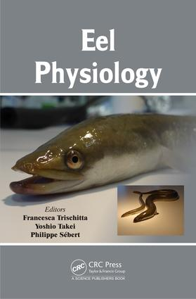 Eel Physiology: 1st Edition (e-Book) book cover