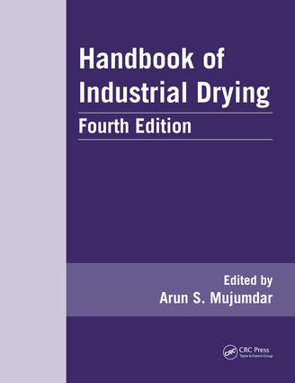 Handbook of Industrial Drying: 4th Edition (e-Book) book cover