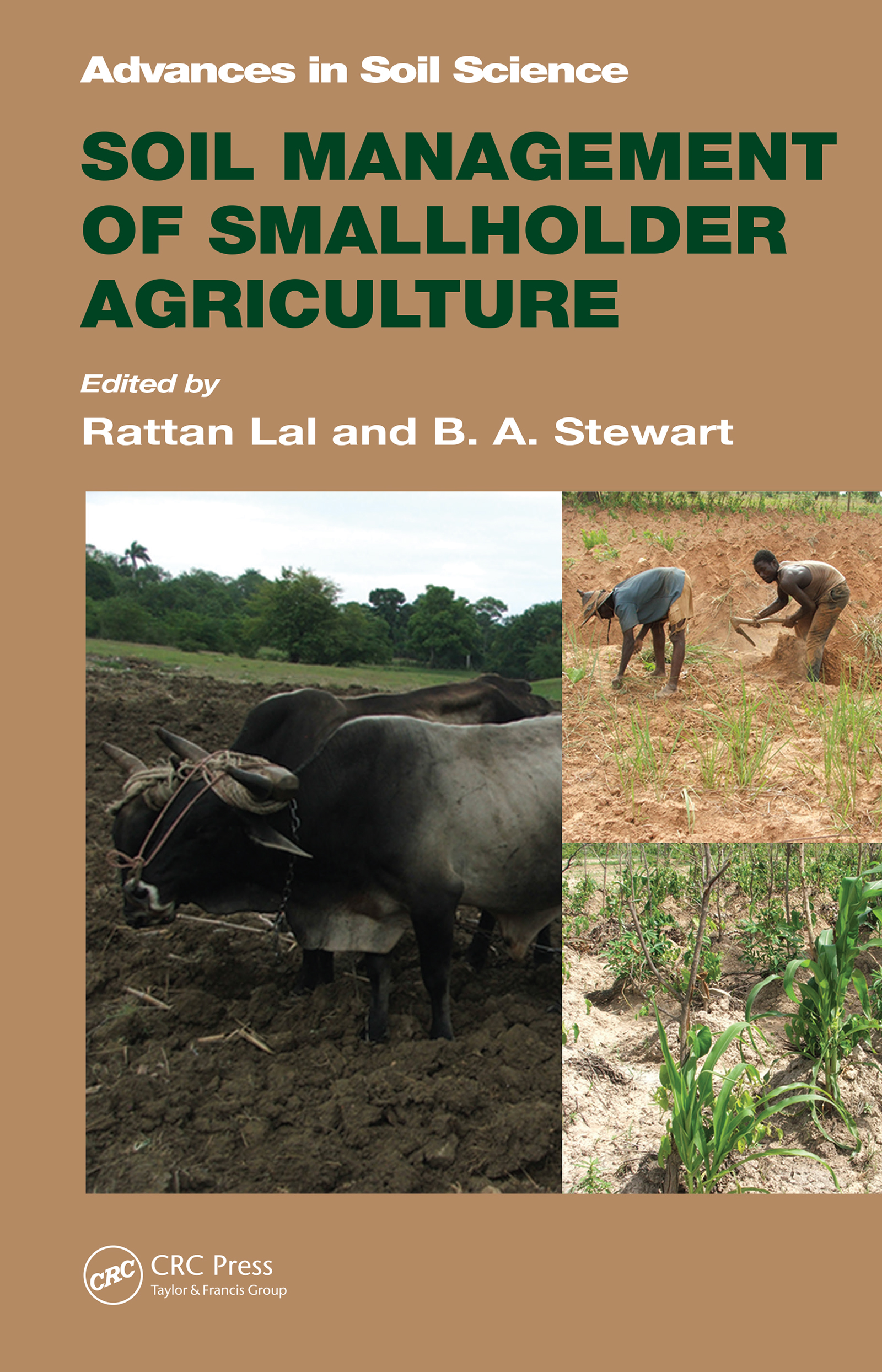 Soil Management of Smallholder Agriculture: 1st Edition (e-Book) book cover