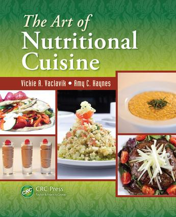 The Art of Nutritional Cuisine: 1st Edition (e-Book) book cover