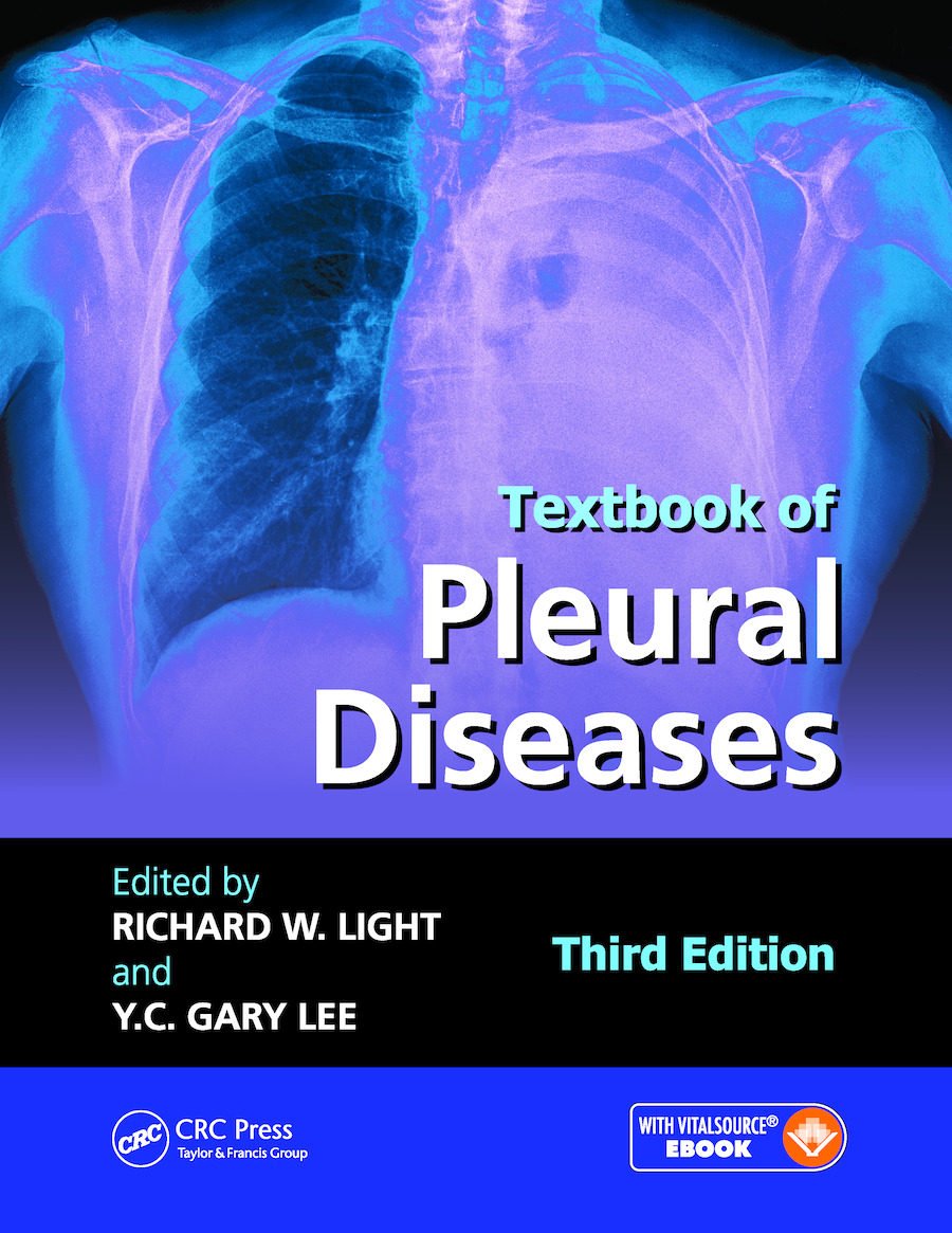 Textbook of Pleural Diseases: 3rd Edition (e-Book) book cover