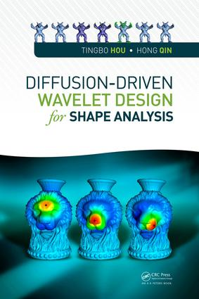 Diffusion-Driven Wavelet Design for Shape Analysis: 1st Edition (e-Book) book cover