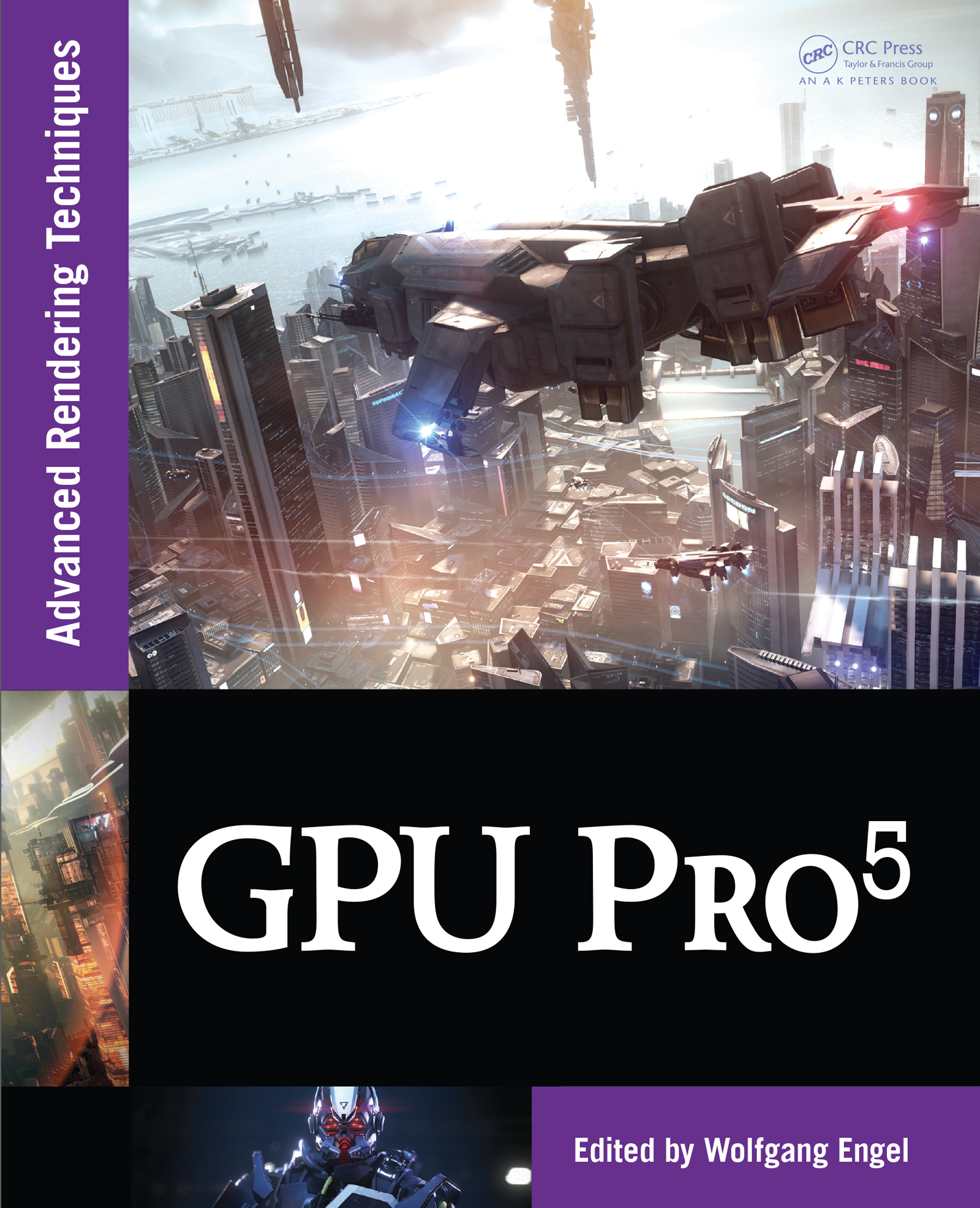 GPU Pro 5: Advanced Rendering Techniques book cover