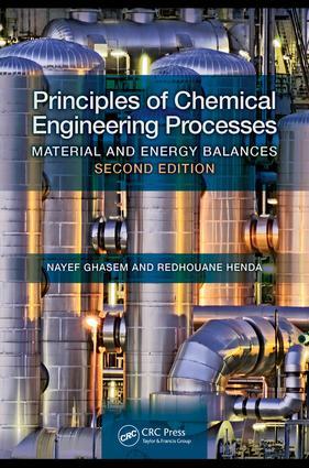 Material Balance on Single-Unit Process