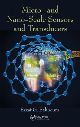 Micro- and Nano-Scale Sensors and Transducers: 1st Edition (e-Book) book cover