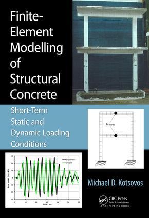 Finite-Element Modelling of Structural Concrete