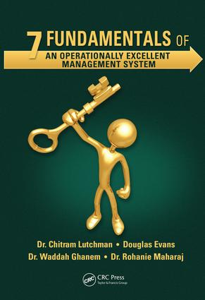7 Fundamentals of an Operationally Excellent Management System: 1st Edition (e-Book) book cover