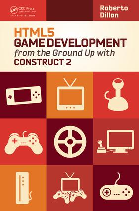 HTML5 Game Development from the Ground Up with Construct 2 book cover
