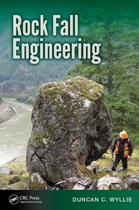 Rock Fall Engineering: 1st Edition (e-Book) book cover