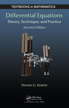 Differential Equations: Theory, Technique and Practice, Second Edition, 2nd Edition (e-Book) book cover