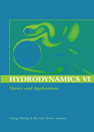Hydrodynamics VI: Theory and Applications: Proceedings of the 6th International Conference on Hydrodynamics, Perth, Western Australia, 24-26 November 2004, 1st Edition (e-Book) book cover