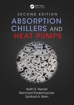 Absorption Chillers and Heat Pumps: 2nd Edition (e-Book) book cover
