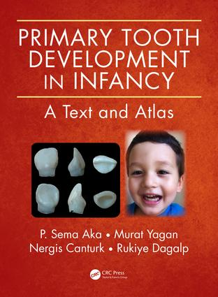 Primary Tooth Development in Infancy: A Text and Atlas book cover