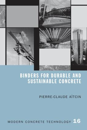 The hydraulic binders and concrete industries at the beginning of the twenty-first century