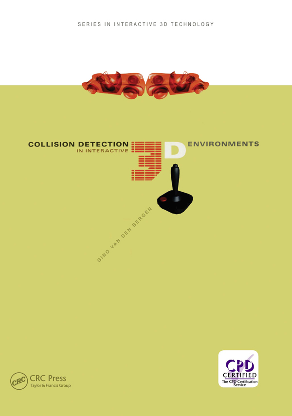 Collision Detection in Interactive 3D Environments: 1st Edition (e-Book) book cover