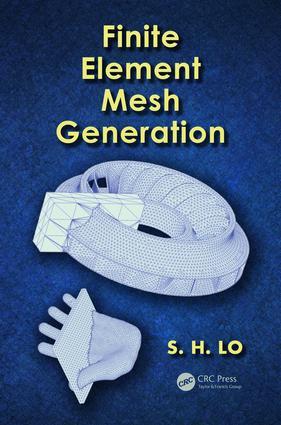 Finite Element Mesh Generation: 1st Edition (e-Book) book cover