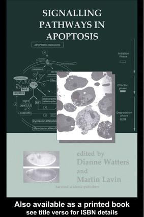Signalling Pathways in Apoptosis: 1st Edition (Hardback) book cover