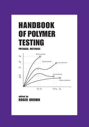 Handbook of Polymer Testing: Physical Methods, 1st Edition (e-Book) book cover