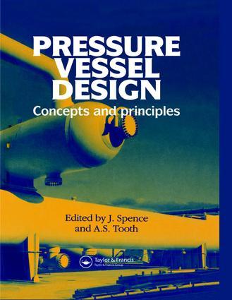 Pressure Vessel Design: Concepts and principles, 1st Edition (e-Book) book cover