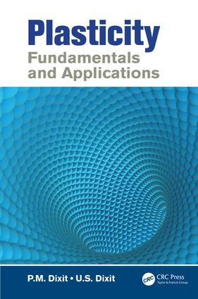 Plasticity: Fundamentals and Applications, 1st Edition (e-Book) book cover