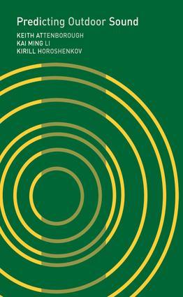 Predicting sound in an urban environment