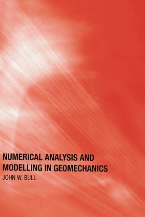 Parameter estimation using extended Bayesian method in tunnelling