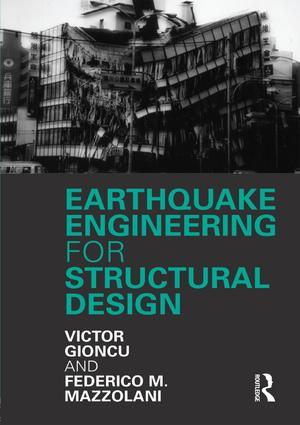 Earthquake Engineering for Structural Design: 1st Edition (e-Book) book cover