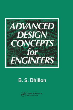 Advanced Design Concepts for Engineers: 1st Edition (Hardback) book cover