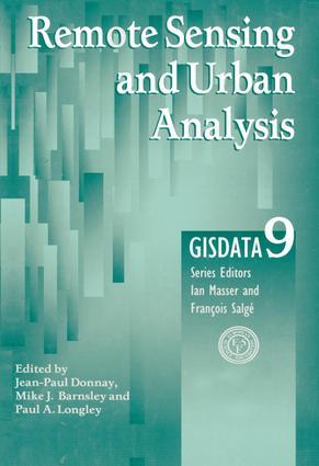 Urban Agglomeration Delimitation using Remote Sen ing Data