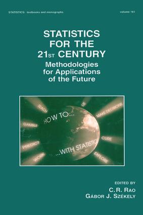 Statistics for the 21st Century