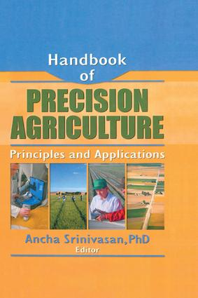 Handbook of Precision Agriculture: Principles and Applications, 1st Edition (Paperback) book cover
