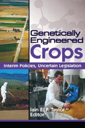 Genetically Engineered Crops