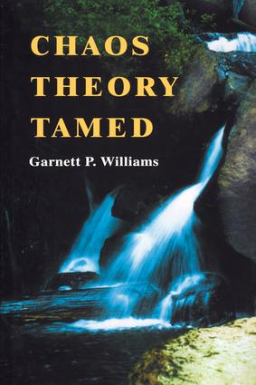 Chaos Theory Tamed: 1st Edition (e-Book) book cover