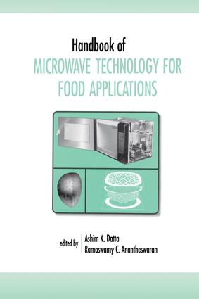 Handbook of Microwave Technology for Food Application: 1st Edition (e-Book) book cover
