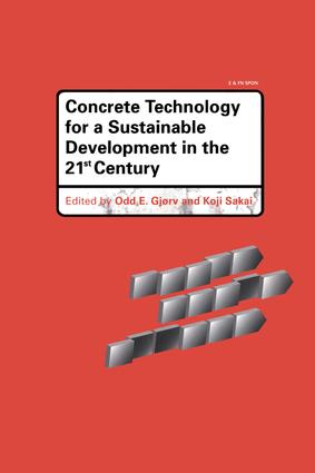 Concrete Technology for Sustainable Development – an Overview of Essential Elements