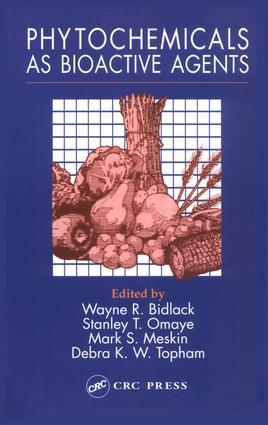 Phytochemicals as Bioactive Agents: 1st Edition (Hardback) book cover