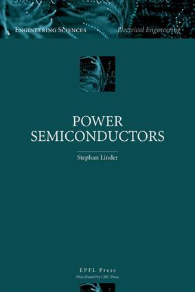 Power Semiconductors: 1st Edition (e-Book) book cover
