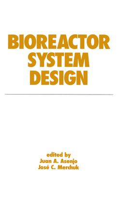 Bioreactor System Design: 1st Edition (Hardback) book cover
