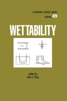 Wettability: 1st Edition (Hardback) book cover