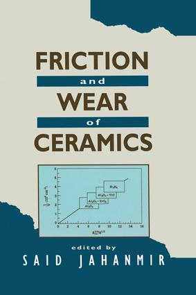 Friction and Wear of Ceramics book cover